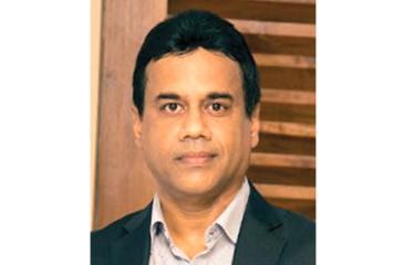 CEO Dr. Kishu Gomes