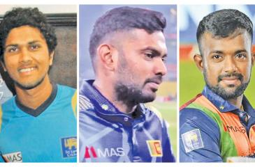 Three former Observer-SLT Mobitel Schoolboy Cricketers of the Year in the current T20 World Cup squad - Dinesh Chandimal (2009), Bhanuka Rajapakse (2010 and 2011) and Charith Asalanka (2015 and 2016)