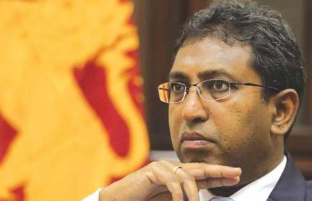 MP Dr. Harsha de Silva
