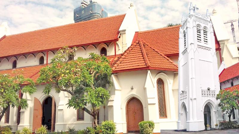 Christ Church Galle Face