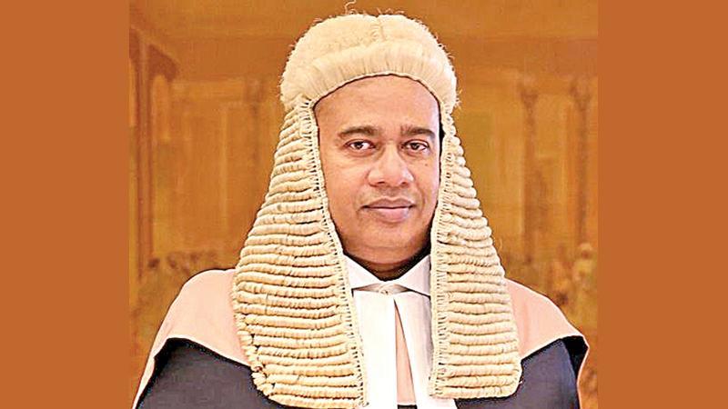 Justice Yasantha Kodagoda