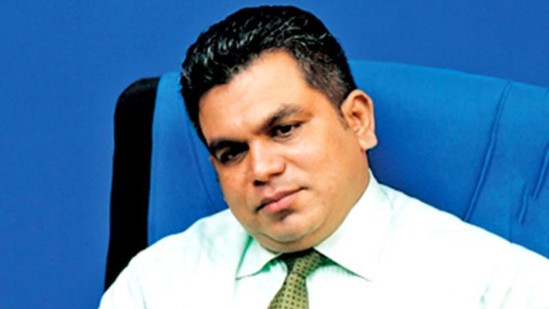 Avant Garde  Chairman  Nissanka Senadhipathi
