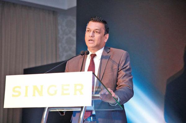 CEO Mahesh Wijewardene