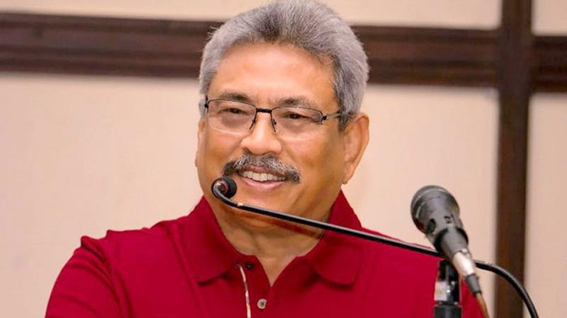 President Gotabaya Rajapaksa – a thorough professional | Sunday ...