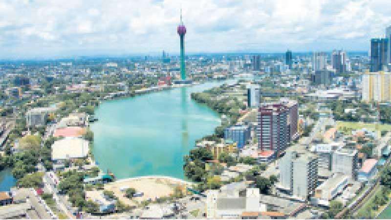Colombo is the epicentre of the country