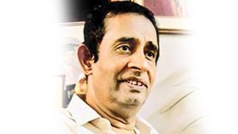 Dr. Jayatissa De Costa