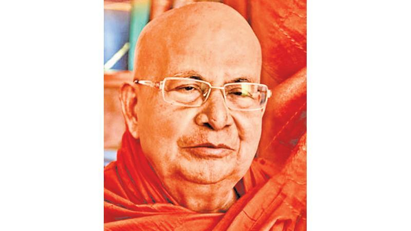 Kotugoda Dhammawasa Mahanayaka Thera