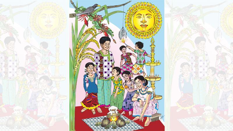Illustration: Jagath Punchihewa