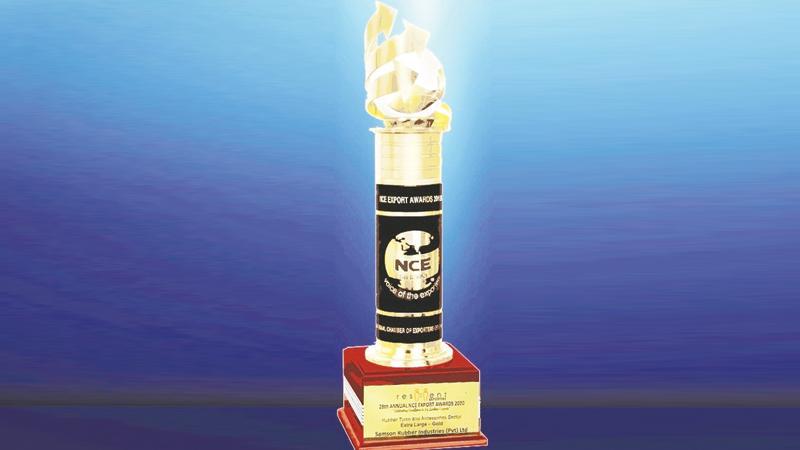 The NCE Award won by DSI