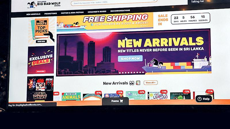 An improved e-commerce website that will offer a smoother browsing experience