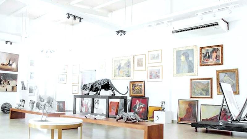 Colombo Art Gallery