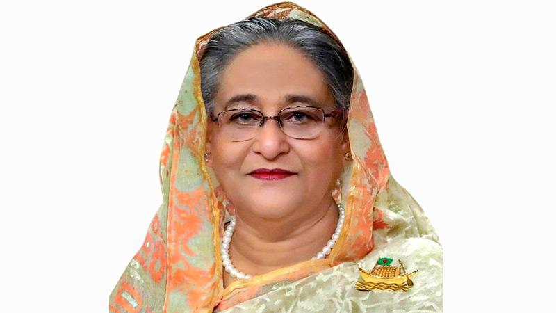 Prime Minister of Bangladesh Sheikh Hasina