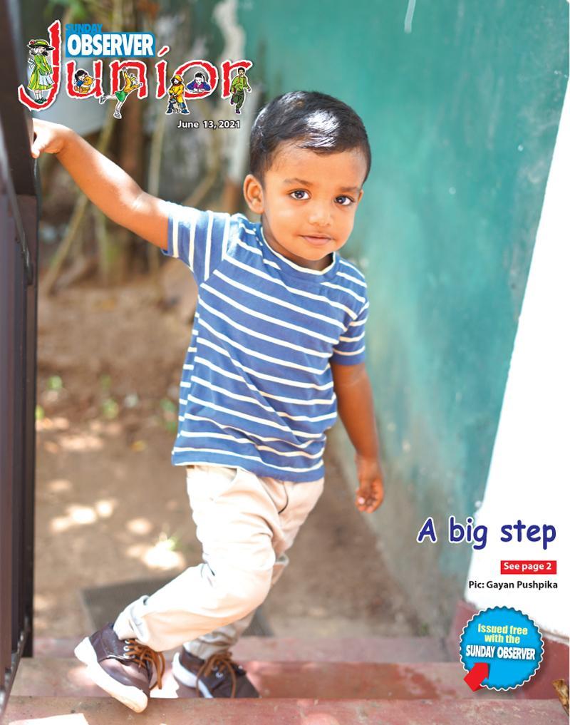 A big step