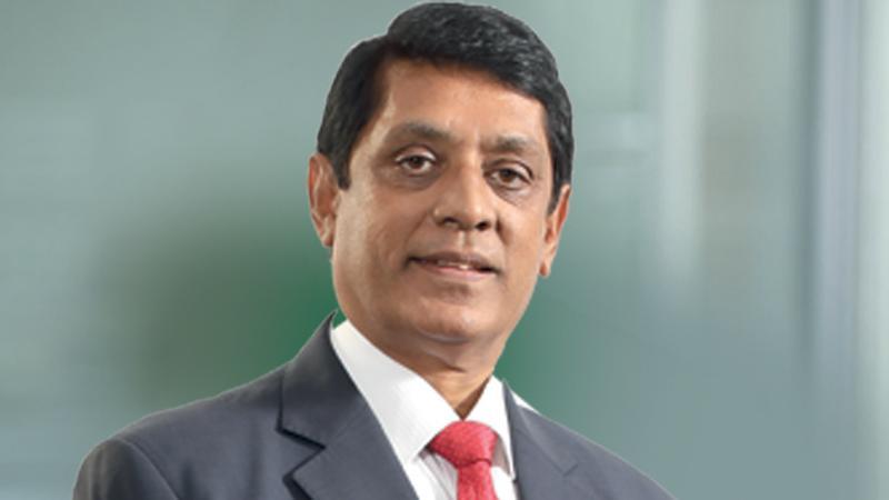 Chairman Lakshman Abeysekera