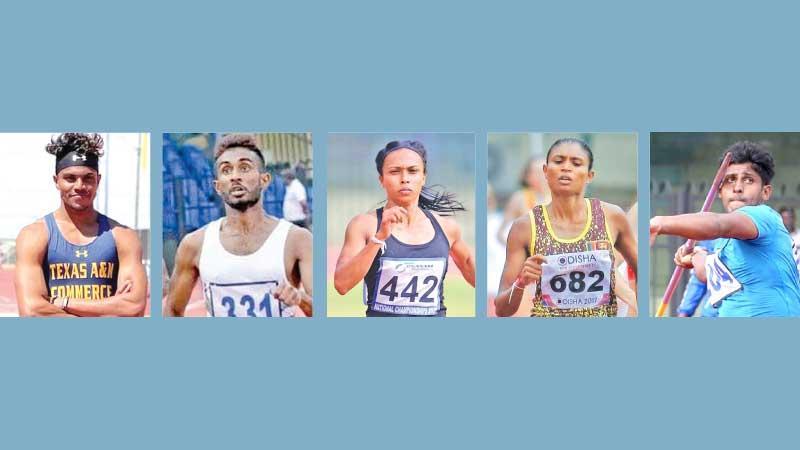 Thiwanka Perera-Kalinga Kumarage -Nadeesha Ramanayake-Nimali Liyanarachchi-Sumedha Ranasinghe