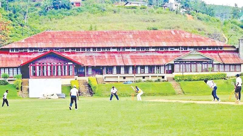 Dickoya-Maskeliya Cricket Club, the first to play rugby