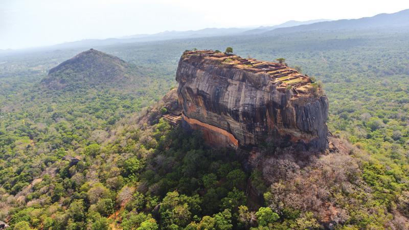 Sigiriya - an icon of Sri Lankan culture and heritage