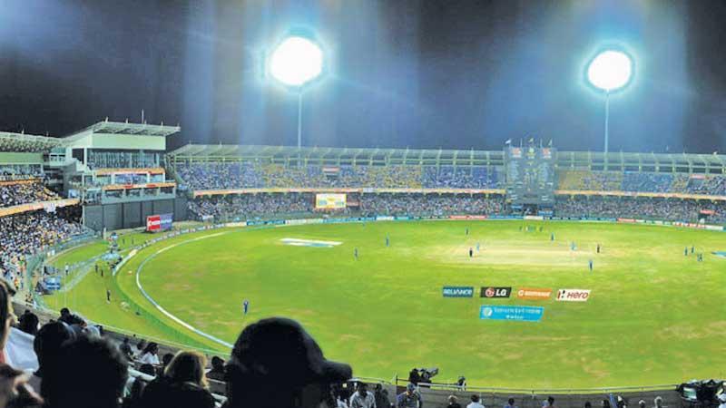 The Premadasa Stadium