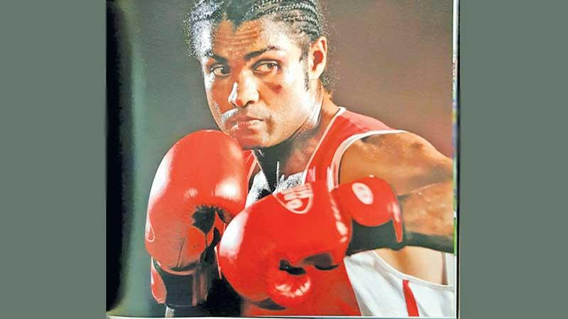 Anuruddha Ratnayake: First Sri Lankan boxer to qualify for Olympics in 40 years