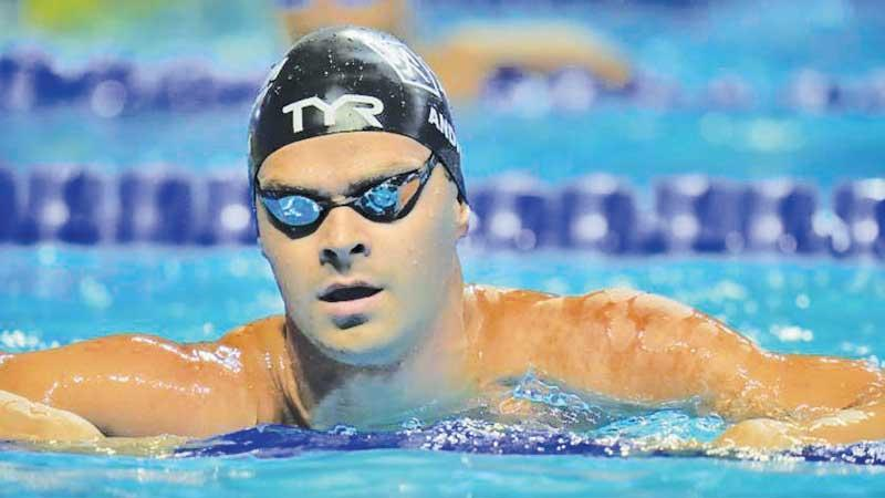 Michael Andrew, who will be competing for the U.S. swimming team at the Tokyo Olympics, has chosen not to be vaccinated against COVID-19