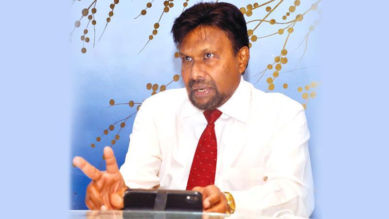 Consul General Lakshman Hulugalle