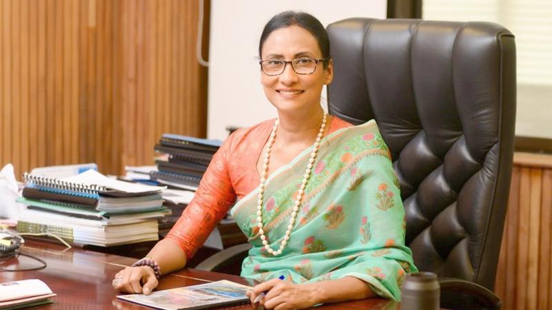 Ms. Kimarli Fernando