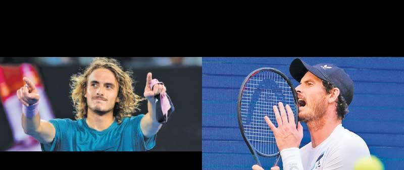 Stefanos Tsitsipas-Andy Murray