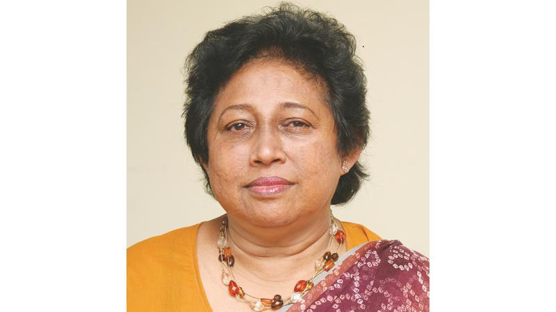 Chitra Weddikkara