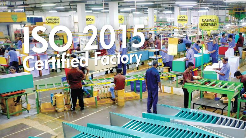 The state of the art refrigerant manufacturing facility: Regnis (Lanka)
