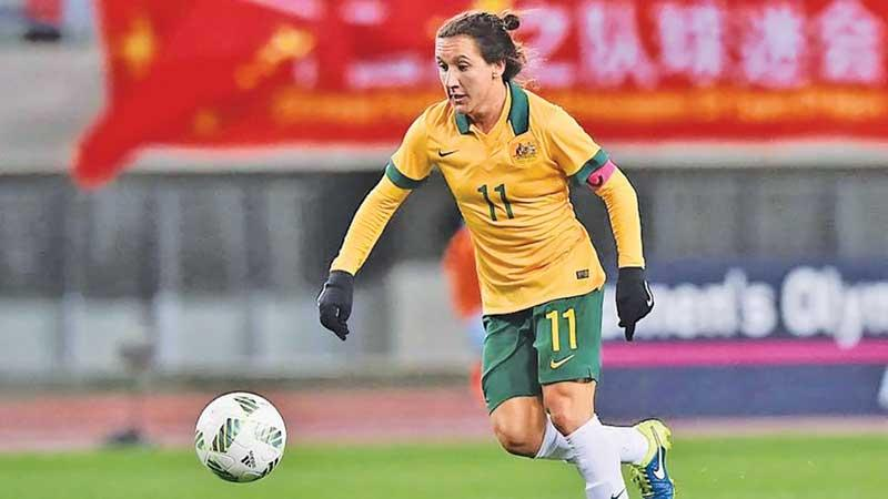 Veteran Matildas striker Lisa De Vanna has spoken out about the abuse she's witnessed in the sport