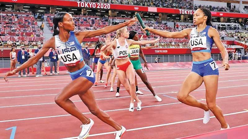 Allyson Felix ends her Olympic career at Tokyo 2020
