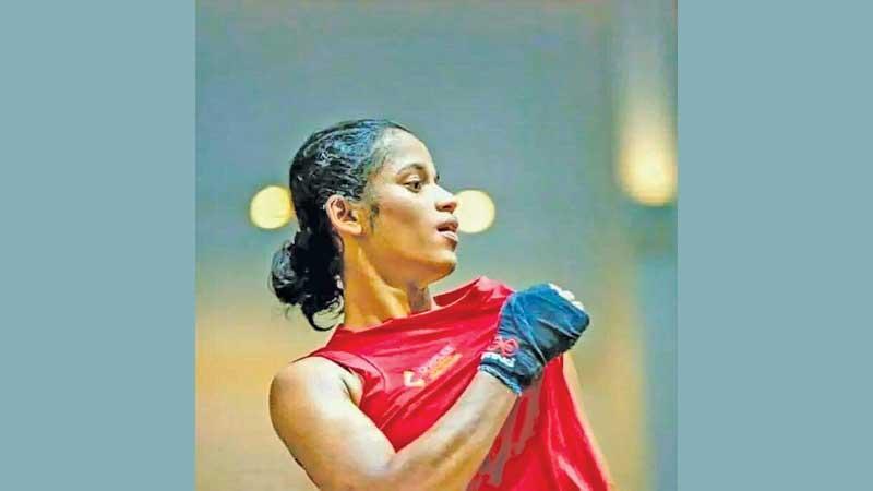 Kaumini Hashini: Hungry to fight for glory
